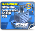 Bi-Directional Compensated Differential Pressure Transducer