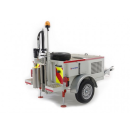 T5D road core drilling trailer