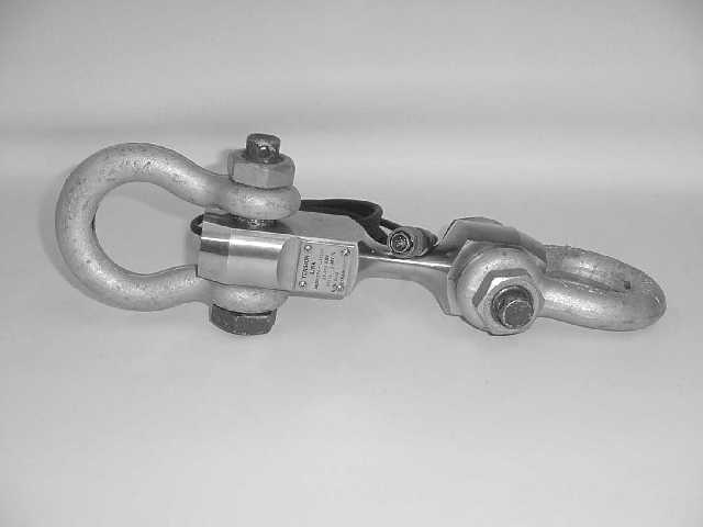Force Sensing Tension Links Anchor Chain Shackles Hylec
